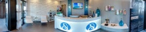 Reception area | Scottsdale, AZ Med Spa